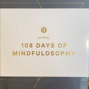 Lulu Lemon Mindfulness Journal
